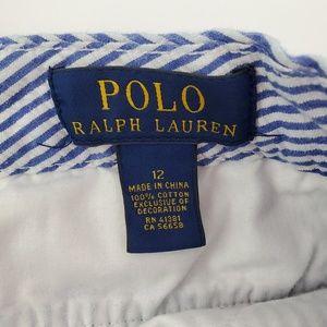 Polo by Ralph Lauren Bottoms - Polo Ralph Lauren stripe shorts